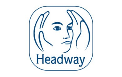 The Headway logo: Headway is our charity of the year at Clinco.