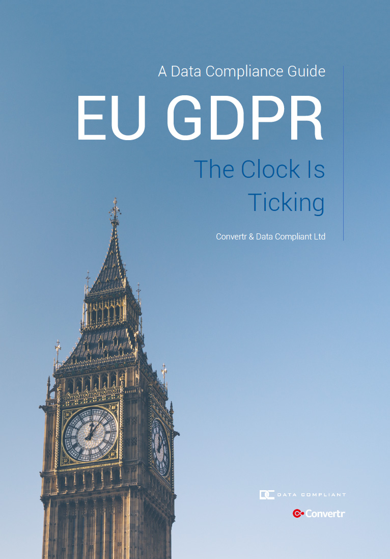 Whitepaper review EU GDPR